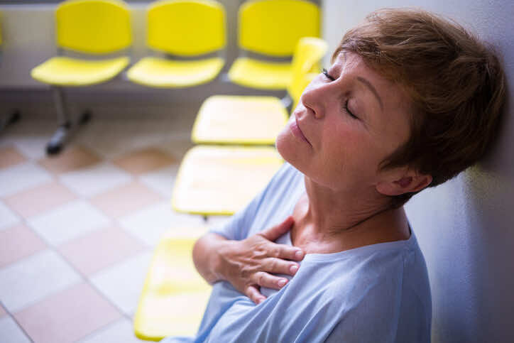 CHEST PAIN? IT COULD BE ANGINA?