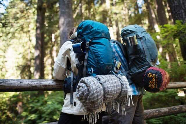 TOP TIPS TO STAYING WELL WHILE BACKPACKING