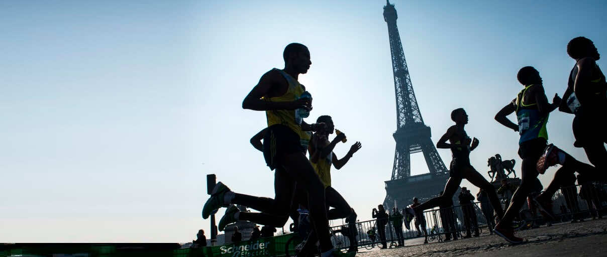 Paris Marathon Medical