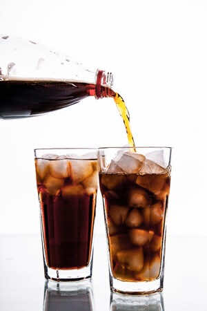 fizzy, caffeinated drinks, IBS management