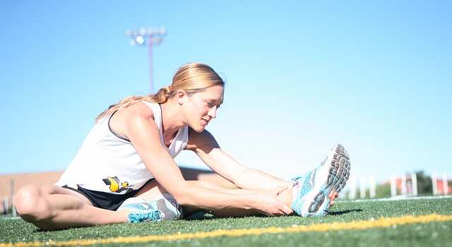 stretching legs, hamstring injuries