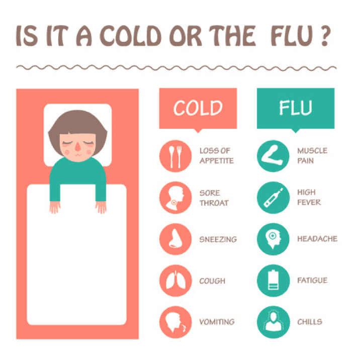 Winter is coming (and so is the flu)