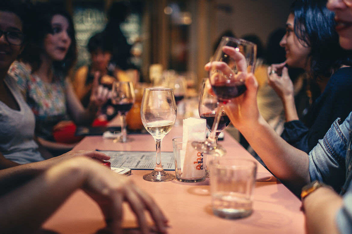 Could drinking with dinner every night impact your mental health?